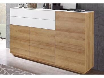 Mäusbacher Sideboard, braun, pflegeleichte Oberfläche