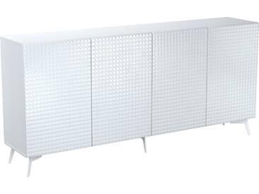 Bruno Banani Sideboard »Design 3«, weiß, pflegeleichte Oberfläche, FSC®-zertifiziert