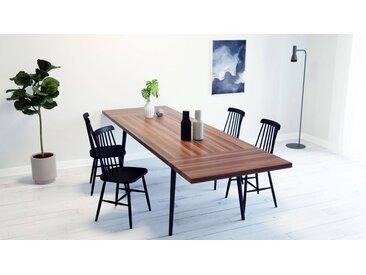 designer esstisch massivholz nussbaum holz individueller designer massivholztisch einzigartiges design 260