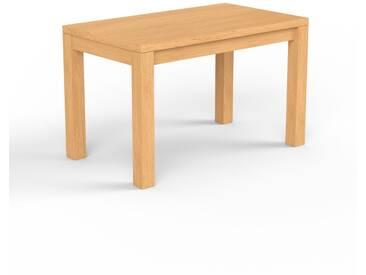 Schreibtisch Massivholz Buche - Moderner Massivholz-Schreibtisch: mit Tischrahmen - Hochwertige Materialien - 120 x 76 x 70 cm, konfigurierbar
