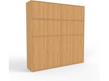 Highboard Eiche - Elegantes Highboard: Türen in Eiche - Hochwertige Materialien - 152 x 157 x 35 cm, Selbst designen