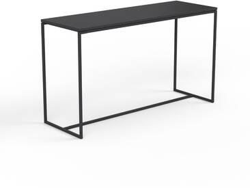 Konsolentisch Schwarz - Eleganter Konsolentisch: Beste Qualität, einzigartiges Design - 121 x 71 x 42 cm, konfigurierbar