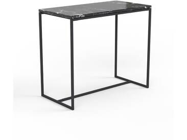 Konsolentisch schwarzer Marquina - Eleganter Konsolentisch: Beste Qualität, einzigartiges Design - 81 x 71 x 42 cm, konfigurierbar