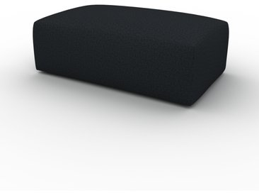Polsterhocker Anthrazit - Eleganter Polsterhocker: Hochwertige Qualität, einzigartiges Design - 100 x 42 x 64 cm, Individuell konfigurierbar