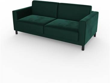 Sofa Ozeangrün - Moderne Designer-Couch: Hochwertige Qualität, einzigartiges Design - 184 x 75 x 98 cm, Komplett anpassbar
