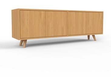 lowboard eiche designer tv board turen in eiche hochwertige materialien