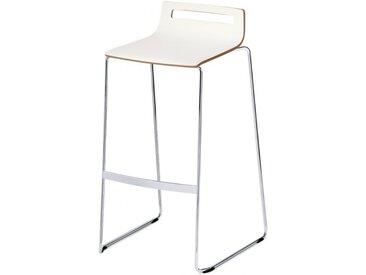meet chair Barhocker weiß