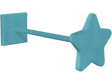 Betthimmel-Halter Stern aus Massivholz 44 cm