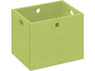 Lara Ordnungskiste 30x38x30 cm, Kiefer grün
