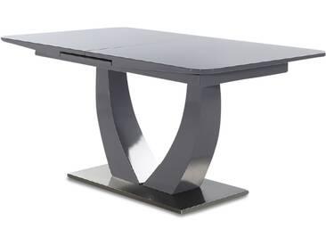 Jassy - Esstisch grau ausziehbar
