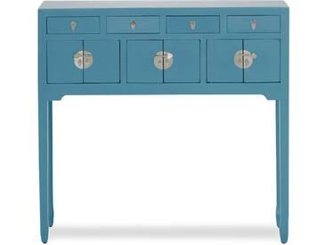 Jang - Mini-Konsole blau
