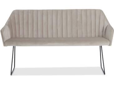 Lacarello - Sitzbank beige Velvetbezug