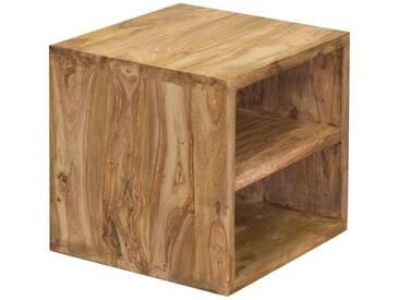 Cube - Würfel 1 Boden Palisanderholz massiv