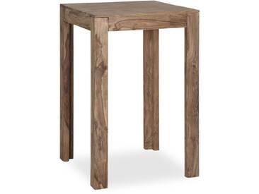 Pre - Bartisch (klein) Palisanderholz massiv 70x70