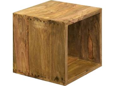 Cube - Würfel Palisanderholz massiv