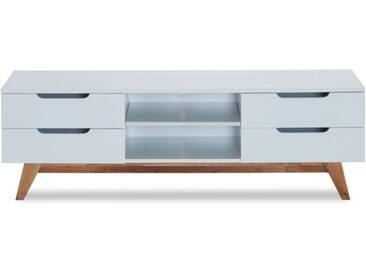 Imperia - TV-Lowboard matt weiß