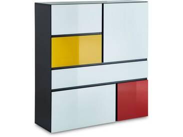 Ideal - Highboard Multicolor