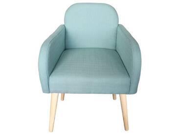 Bonaldo - Sessel mintfarben Webstoff