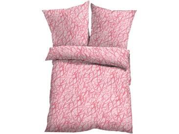Bettwäsche Christina in rosa