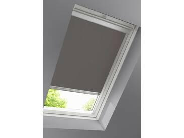 Dachfenster-Rollo Verdunkelung in braun