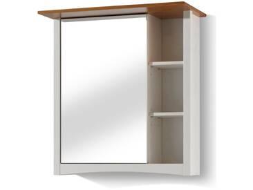 Spiegelschrank Paula in weiß