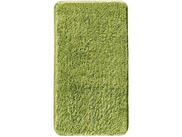Badematte in grün