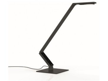 LUCTRA® TABLE PRO LINEAR LED Tischleuchte mit Fuß 921501, Farbe: Schwarz