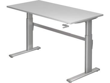 Nienhaus höhenverstellbarer Schreibtisch XK, 160 x 80 cm