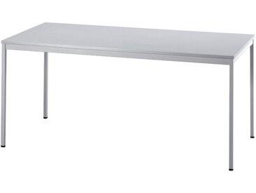 Nienhaus Konferenztisch-Modul Meeting Standard Vierkantrohr, 160 x 80 cm