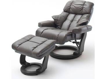 MCA furniture Relaxer Calgary mit Hocker: Artnr. 64023