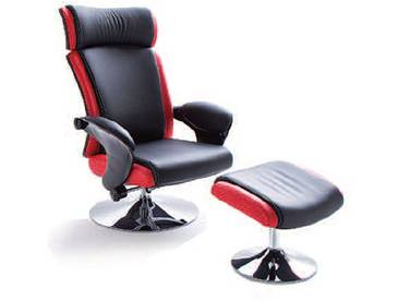 MCA furniture Relaxer 2 Bente mit Hocker: Artnr. 64007SW6