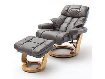 MCA furniture Relaxer Calgary mit Hocker: Artnr. 64038TN5