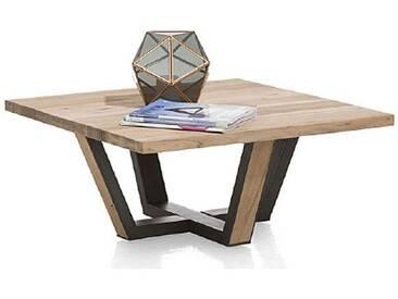 Habufa Charleston Couchtisch Kikar Holz teilmassiv quadratisch Art.Nr. 36188DSB