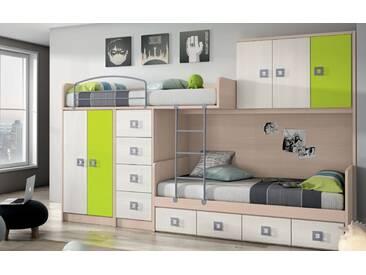 Hochbett Erwachsene 140x200 : Erstaunlich hochbett für erwachsene fuer easy sleep k n