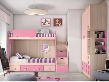 Hochbett Kinderzimmer Step 315