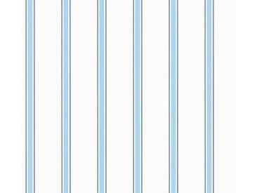 Tapete 358311 Esprit HOME Esprit Kids 5 | Papiertapete Blau Weiß Streifen online kaufen