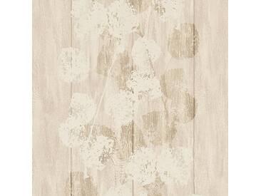 Tapete 33926-4 BRIGITTE Home Brigitte 6 Vliestapete beige / crème metallic Tapete Floral online kaufen