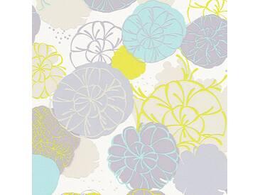 Tapete 32763-1 ESPRIT Home Esprit 12 Vliestapete blau grau grün Tapete Floral online kaufen