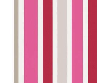 Tapete 30288-2 ESPRIT Home Esprit Kids 4  Vliestapete bunt rosa / pink rot Streifentapete online kaufen