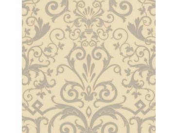 Tapete 93545-5 A.S. Création Versace Vliestapete beige / crème silber Barocktapete online kaufen