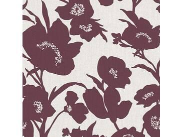 Tapete 32751-3 ESPRIT Home Esprit 12 Vliestapete beige / crème rot Tapete Floral online kaufen