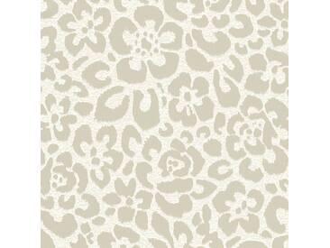 Tapete 32758-2 ESPRIT Home Esprit 12 Vliestapete beige / crème grau Tapete Floral online kaufen