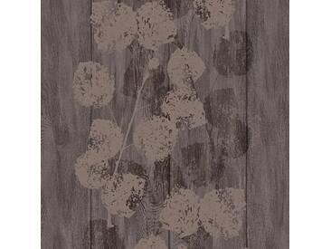 Tapete 33926-5 BRIGITTE Home Brigitte 6 Vliestapete braun metallic Tapete Floral online kaufen