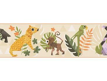 Tapete 30306-2 ESPRIT Home Esprit Kids 4  Papiertapete beige / crème bunt Kinderzimmer Tapete online kaufen