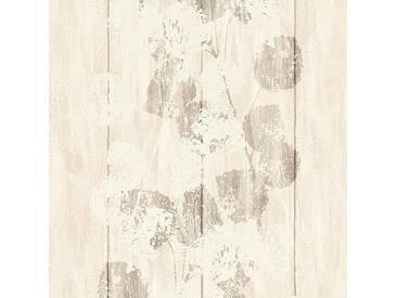 Tapete 33926-3 BRIGITTE Home Brigitte 6 Vliestapete beige / crème braun metallic Tapete Floral online kaufen