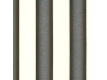 Versace-Tapeten 935462  Versace 1 Vliestapete anthrazit bunt weiß Streifentapete online kaufen