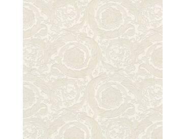 Tapete 93583-2 A.S. Création Versace Vliestapete beige / crème Klassische Tapeten online kaufen