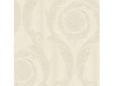 Tapete 93568-2 A.S. Création Versace Vliestapete beige / crème Barocktapete online kaufen