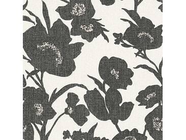 Tapete 32751-1 ESPRIT Home Esprit 12 Vliestapete beige / crème metallic schwarz Tapete Floral online kaufen