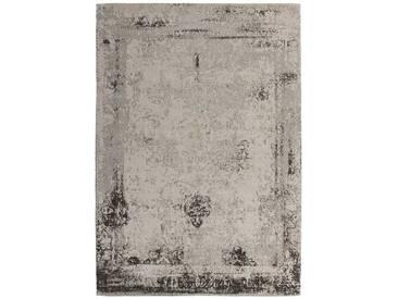 Teppich Nostalgia 285 Anthrazit 120 x 170 cm | Retro Patchwork Teppich kaufen